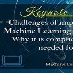 Apprentissage Machine 2019 | Conférence d'apprentissage machine | Congrès de l'intelligence artificielle | Sommet d'apprentissage en profondeur | Réunions Big Data | Événements en informatique | Finland | Asie | Europe | USA | Royaume-Uni   - Apprendre langue