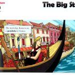 Apprenez l'anglais à travers un livre d'images The Big Story Niveau 0 Sous-titré