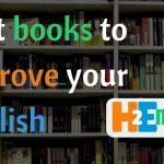 Meilleurs livres pour améliorer votre anglais // Comment choisir un livre en anglais