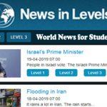 Niveau 1   Nouvelles en anglais et articles faciles pour les étudiants d'anglais