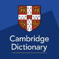 signification dans le dictionnaire Anglais de Cambridge