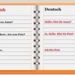 Anglais - Allemand pour débutants / Leçon 1 (Vocabulaire de conversation, partie 2)