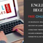 Apprendre l'anglais - Cours en ligne gratuit pour les débutants