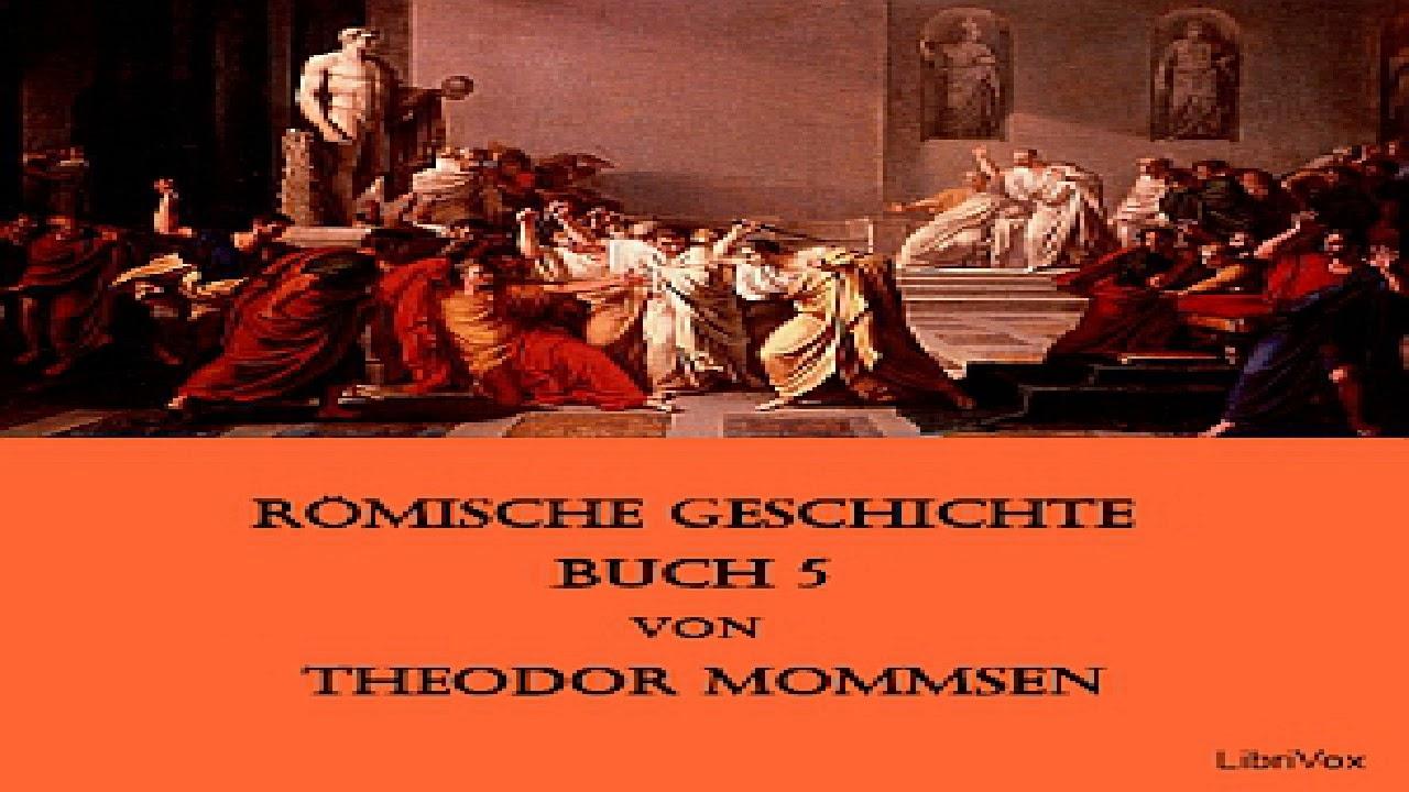Mommsen Römische Geschichte