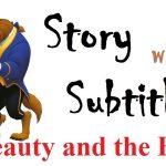 Apprenez l'anglais à travers l'histoire La Belle et la Bête (niveau 1)