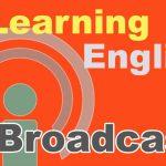 Apprendre la diffusion en anglais